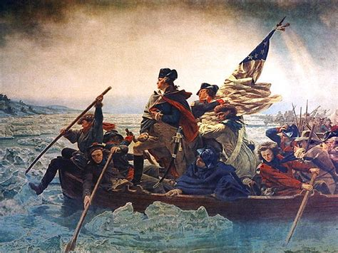 george washington painting boat redirection of what s wrong with this painting