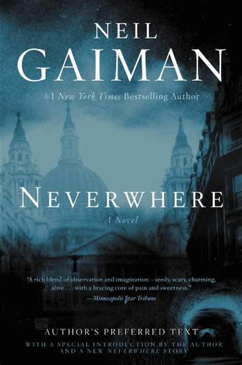 neil gaiman picture books neverwhere author s preferred text by neil gaiman
