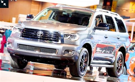 2019 Toyota Sequoia Redesign by 2019 Toyota Sequoia Redesign And Review Toyota Models