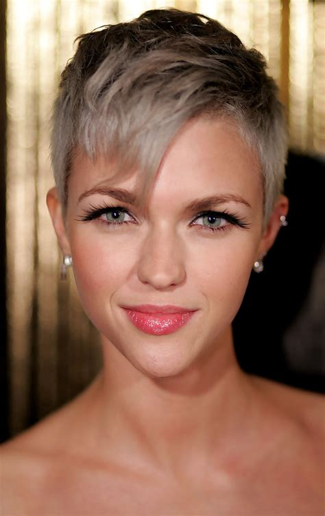 ruby rose hairstyles ruby rose pixie ruby rose hair looks stylebistro