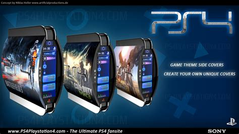 ps4 cool themes amazing ps4 design by niklas v2 with game skins