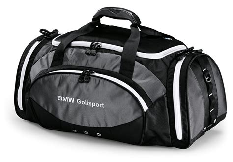 Bmw Golf Bag by Bmw Presents Golfsport Bag And Shoe Bag Autoevolution
