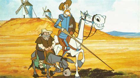 don quijote de la b0041kkra8 cruz delgado el quijote de la animaci 243 n espa 241 ola clan tv rtve es