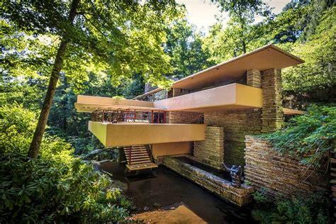 wright casa sulla cascata la casa sulla cascata fallingwater dove si trova e