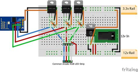 resistor rgb rgb led resistor rgb wiring 28 images rgb led arduino building power interface for rgb led
