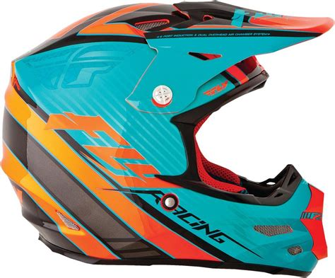 fly racing 156 64 fly racing f2 carbon fastback helmet 198068