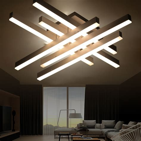 moderne led deckenleuchten aliexpress buy modern led ceiling light remote