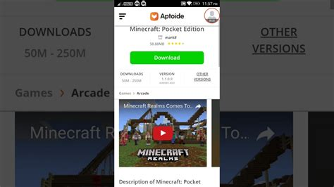 Aptoide Ios Minecraft | how to download and install aptoide minecraft for ios