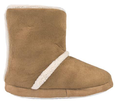 fleece boot slippers slipper boots fleece lined slippers ankle booties