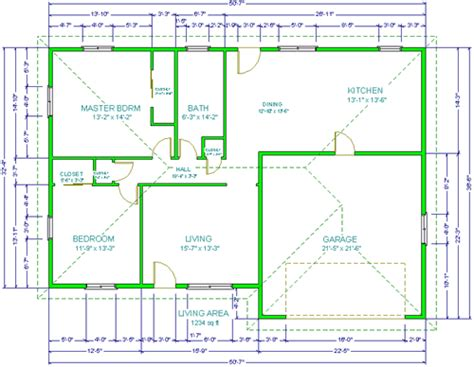 house plan 2d drawing draw autocad 2d house plan home design and style