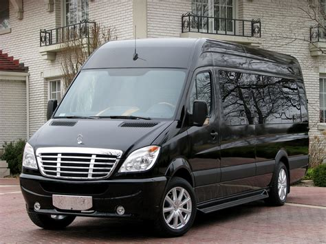 luxury mercedes sprinter executive black car service luxury sprinter autos post
