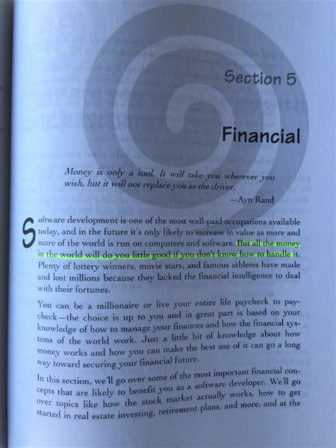 section v talks soft skills the software developer s life manual by john