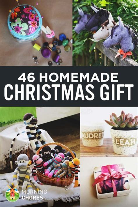homemade christmas favors for adults 46 joyful diy gift ideas for adults