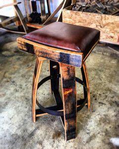 Bourbon Barrel Bar Stools by Bourbon Barrel Furniture Archives Hungarian Workshop
