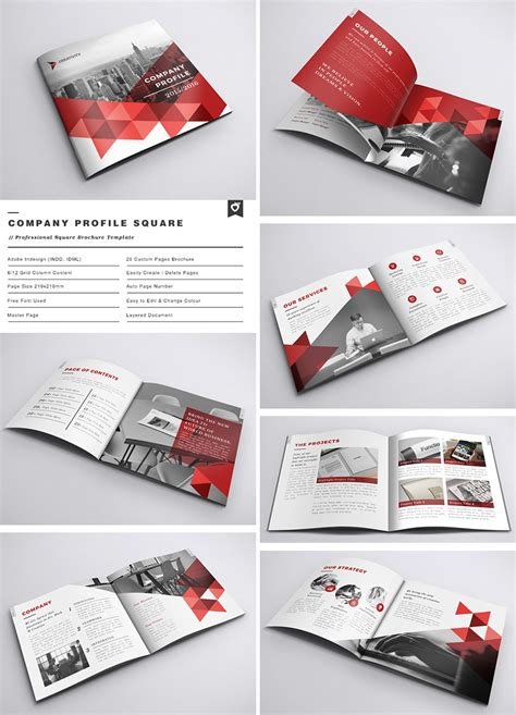 creative brochure templates free 20 best indesign brochure templates for creative
