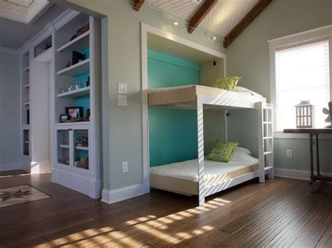 bed built into wall bunk beds built into the wall design room decors and design