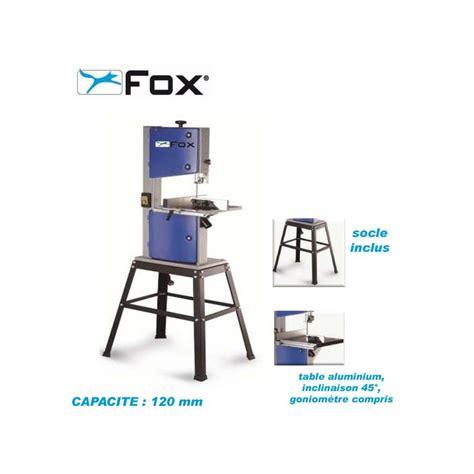 Scie A Ruban 328 by Scie 224 Ruban Verticale Fox F28 186a 420w Capacit 233 120 Mm