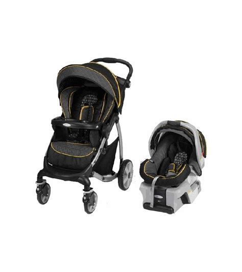 Graco Travel System graco stylus travel system deluxe flare