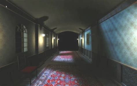 Haunted House Interior by Haunted House In Development Unity 3d