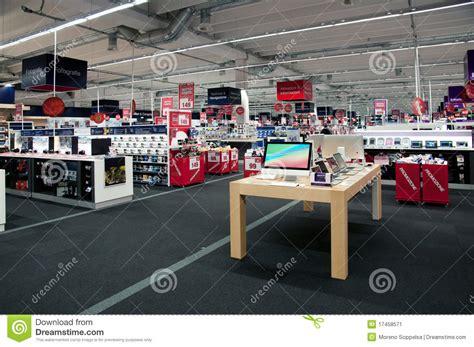 bid electronics big electronic retail store stock image image 17458571