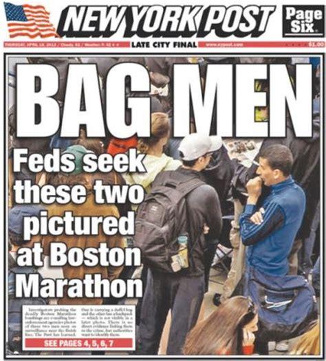 the latest boston news bostoncom ny post settles lawsuit over infamous boston bombing quot bag