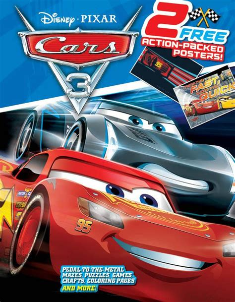 pedal to the metal disney pixar cars disney pixar cars 3 media lab publishing