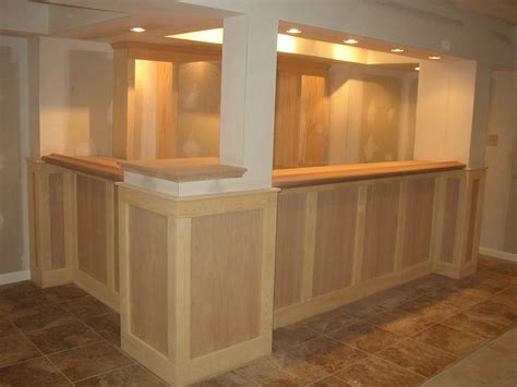 Building A Bar In The Basement Basement Remodeling Ideas January 2015