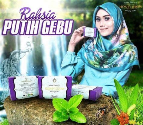 Sabun Muka Glow sabun honey glow whitening soap cantik belaka