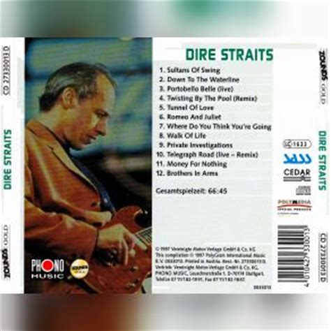 Sultans Of Swing Album Version by Money For Nothing Dire Straits Mp3 Buy Tracklist