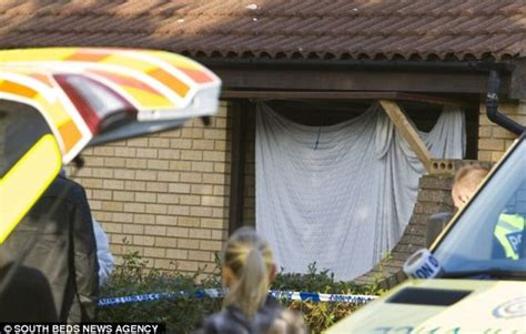 Marriage The Garage by Religious Fanatic Suffering From Schizophrenia Stabbed His
