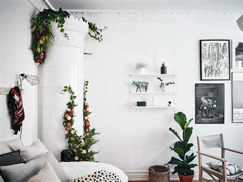 Beautiful Apartment Plants A Beautiful Plant Filled Studio Apartment Gravity Home