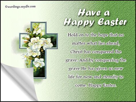 the message of easter religious easter messages and christian easter wishes