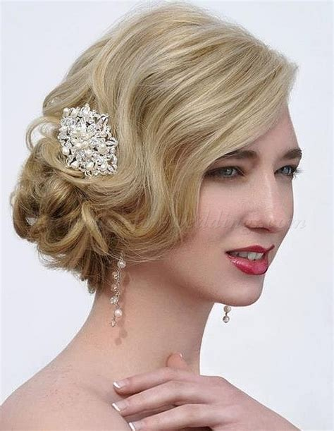 Wedding Hairstyles Side Chignon by Low Bun Wedding Hairstyles Side Chignon For Brides
