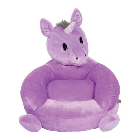Plush Chair by Trend Lab Children S Plush Unicorn Character Chair Atg