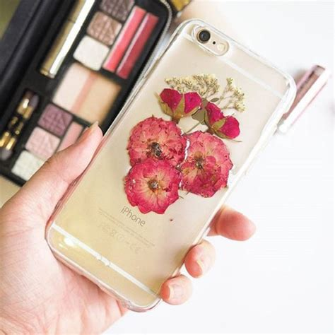 cute themes for samsung s5 phone cover rose flowers floral pressed flwoers cute