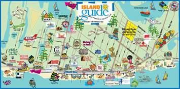 maps update 1100544 galveston tourist map galveston
