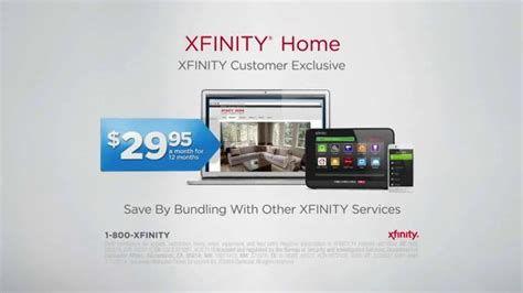 xfinity home tv commercial more of mind ispot tv