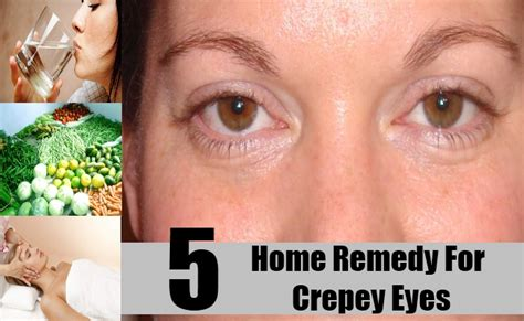 5 home remedy for crepey how to deal with crepey