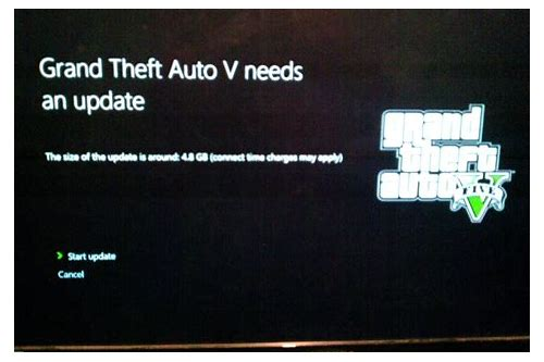 gta v download size xbox one