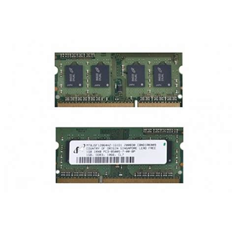 Memory Macbook Pro 661 4839 memory sdram 2gb ddr3 1066 sodimm 15inch