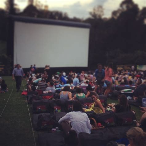 Botanical Gardens Cinema 17 Best Images About Outdoor Cinema On Parks And S Day