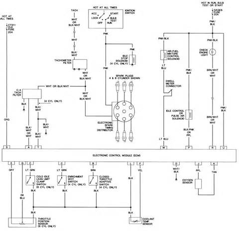 1982 Chevrolet Pickup Wiring Diagram 1982 Chevy C10 Wiring Diagram Submited Images