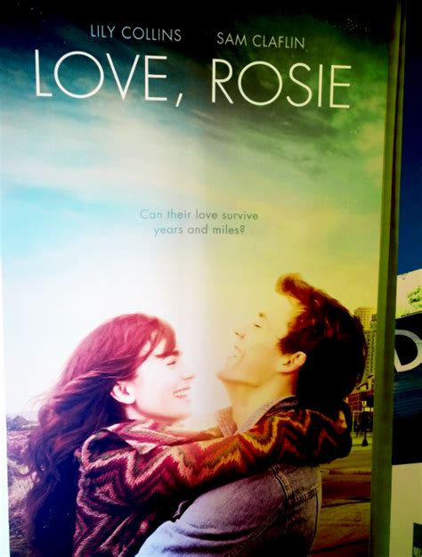 film love rosie sinopsis love rosie movie film 2014 sinopsis lily collins sam