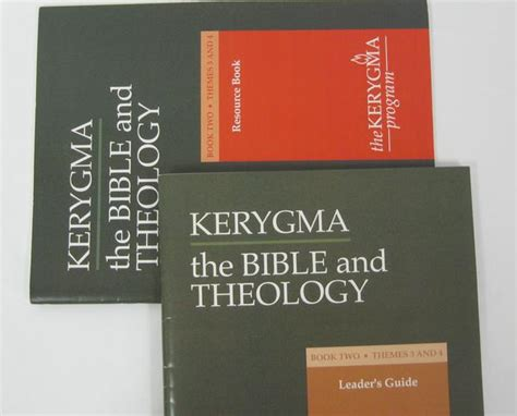 bible and theology 2 leader kit what is the church what