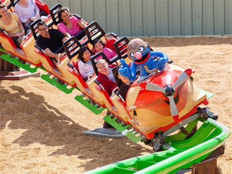 Busch Gardens Kid Rides by Parks