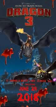 train dragon 3 dreamworksmovies deviantart