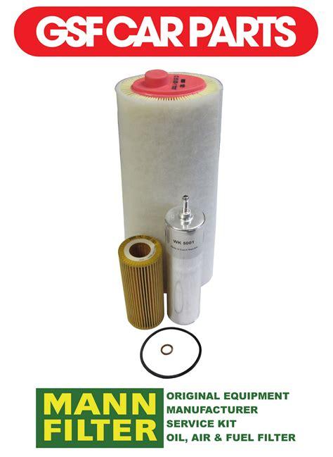 Filter Kabin Bmw Seri 3 E90 Rtb 121 oem service kit air fuel filter bmw 3 series e90 318d diesel 05 08 07 ebay