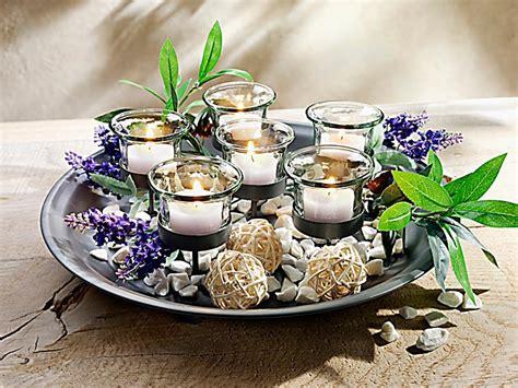 deko teelichthalter teelicht tablett mit deko jetzt bei weltbild de bestellen