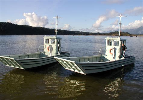 bc flats boats for sale custom boat building canadian alberni engineering ltd