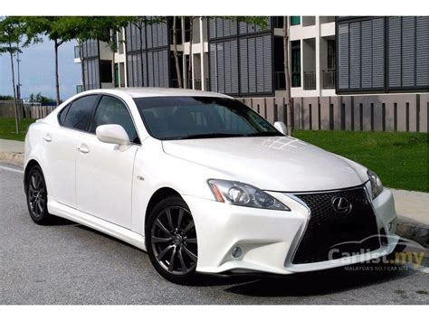 2007 Lexus Is250 Awd by Lexus Is250 2007 2 5 In Penang Automatic Sedan White For